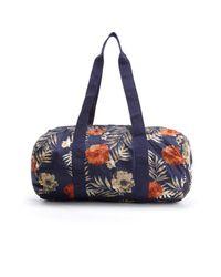 Herschel Supply Co. | Blue Packable Duffle Bag | Lyst
