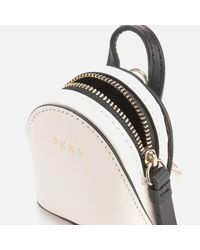 DKNY - Multicolor Women's Mini Backpack Bag Charm - Lyst