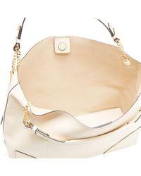 Karl Lagerfeld - Natural Women's K/slouchy Shopper Bag - Lyst