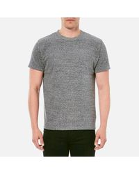 Our Legacy - Gray Men's Loop Light Sweat Perfect Tshirt for Men - Lyst