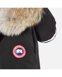 Canada Goose - Black Women's Rossclair Parka - Lyst