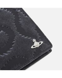 Vivienne Westwood - Black Men's Belfast Wallet With Coin Purse for Men - Lyst