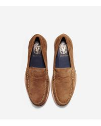 Cole Haan - Brown Pinch Grand Casual Penny Loafer for Men - Lyst