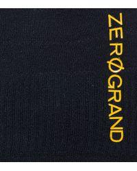 Cole Haan - Blue Zerøgrand Low Cut Socks for Men - Lyst