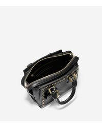 Cole Haan | Black Marli Mini Satchel | Lyst