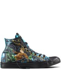 2fc3507e0945 Converse Chuck Taylor All Star Justice League in Black - Lyst