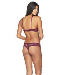 Cosabella - Purple Trenta Hidden Underwire Bra - Lyst