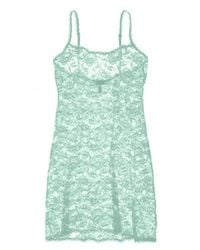Cosabella - Green Never Say Never™ Foxie Chemise - Lyst