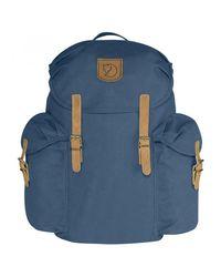 Fjallraven | Blue Ovik Backpack for Men | Lyst