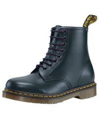 Dr. Martens   Blue Originals 1460 8-eye Ladies Boot   Lyst
