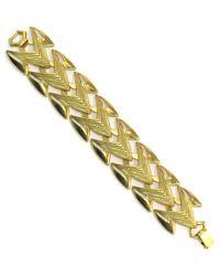 Elizabeth Cole | Black Jarin Bracelet | Lyst