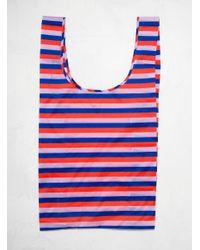Baggu - Big Bag 90s Stripe Red - Lyst