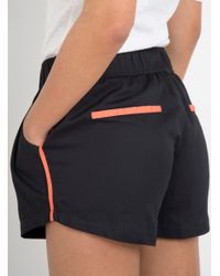 Thinking Mu - Multicolor Double Colour Line Shorts - Lyst