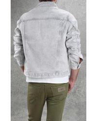 April77 - Gray Cassavetes Jacket Raven Pavement for Men - Lyst