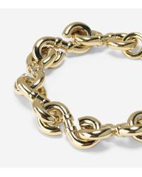 Cole Haan - Metallic Logo Link Bracelet - Lyst