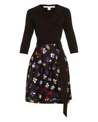 Diane von Furstenberg | Multicolor Jewel Dress | Lyst