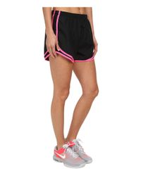 Nike - Black Tempo Short - Lyst