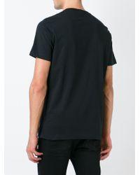 DIESEL   Black 'wolf Rule' T-shirt for Men   Lyst