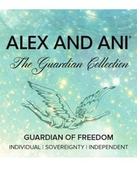 ALEX AND ANI - Metallic Guardian Of Freedom Expandable Wire Bracelet - Lyst