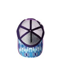 Prana - Blue La Viva Trucker Hat - Lyst