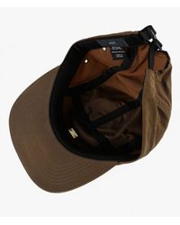 Obey | Brown Staten 5 Panel Hat for Men | Lyst