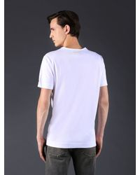Diesel Black Gold | White Toriciy-brokenflag for Men | Lyst