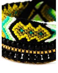 Hipanema | Black 'papeete' Bracelet | Lyst