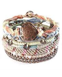 Wakami | Multicolor Morning Earth Bracelet | Lyst
