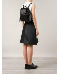 Vivienne Westwood - Black 'Beaufort' Backpack - Lyst