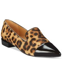 Nine West - Multicolor Trainer Pointed Toe Flats - Lyst