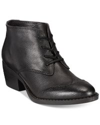 BC Footwear | Black Bc Ally Booties | Lyst