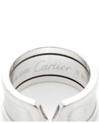 Cartier | Metallic Guaranteed Authentic Pre-Owned Ring | Lyst