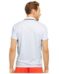 "Polo Ralph Lauren | White Polo Sport Performance Mesh ""rlx"" Polo Shirt for Men | Lyst"