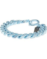 The Kooples | Blue Chain Bracelet - For Women | Lyst