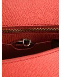 Dolce & Gabbana - Red Medium 'Sicily' Tote - Lyst