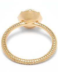 Larkspur & Hawk - Metallic Gold Bella Stacking Ring - Lyst