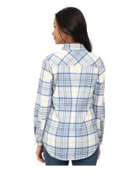 Pendleton | Blue Keep It Classic Plaid Shirt | Lyst
