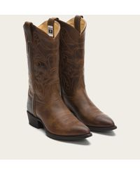 Frye | Brown Bruce Pull On for Men | Lyst