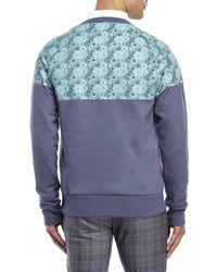 Moods Of Norway - Blue Carl Loen Sweatshirt for Men - Lyst