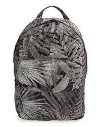 RVCA | Gray 'scout Ii' Backpack | Lyst