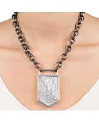 Kelly Wearstler | White Glacial Necklace | Lyst