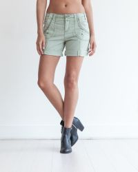Marrakech | Green Keaton Poplin Shorts | Lyst