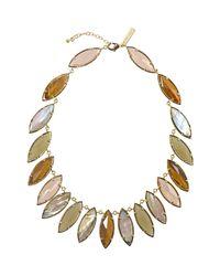 Kendra Scott - Metallic Bali Nalin Mixed-stone Necklace - Lyst