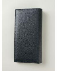Dolce & Gabbana - Blue Long Wallet for Men - Lyst