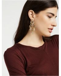 BaubleBar - Metallic Starfish Drops - Lyst