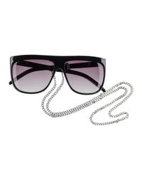 H&M - Black Sunglasses - Lyst