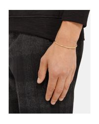 Le Gramme - Metallic Le 7 Polished Yellow Gold Cuff for Men - Lyst