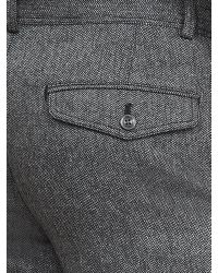 Banana Republic | Gray Aiden Slim Wool-blend Jogger Pant for Men | Lyst