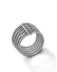 John Hardy - Metallic Classic Chain Multi-row Bracelet - Lyst