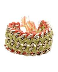 Liu Jo | Green Bracelet | Lyst